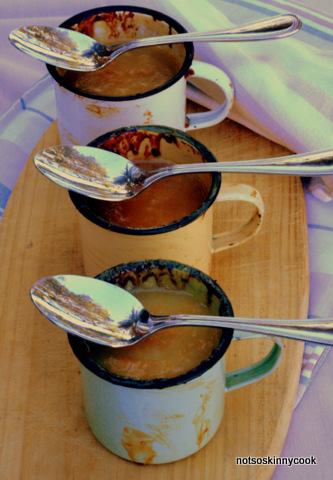 Easy cuppa pudding
